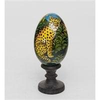 Яйцо расписное 19-004 D (о. Бали)