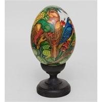 19-001 Яйцо расписное B (о.Бали) XL