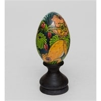 Яйцо расписное 19-004 T (о. Бали)