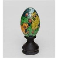 Яйцо расписное 19-004 O (о. Бали)