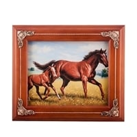 Ключница «Лошади»