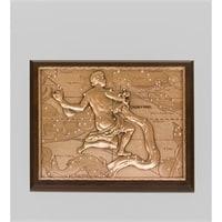 Панно «Знак зодиака Водолей»