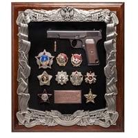 Ключница «ТТ с наградами ВОВ» ПК-176