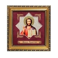 Панно «Иисус Христос» мини ПК-565
