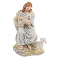 Статуэтка «Иисус с ягненком» WS-507