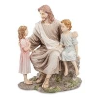 Статуэтка «Проповедь Иисуса» WS-505