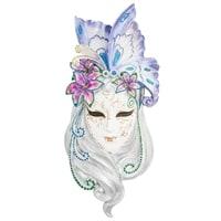 """Венецианская маска """"Лилия"""" WS-334"""