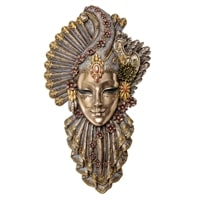 Венецианская маска «Рубин» WS-338