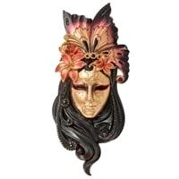 """Венецианская маска """"Лилия"""" WS-318"""