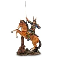 Статуэтка «Самурай на коне» WS-740