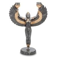 Подсвечник «Исида -богиня материнства и плодородия» WS-491