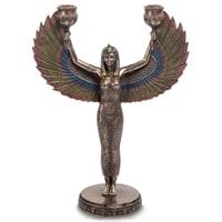 Подсвечник «Исида -богиня материнства и плодородия» WS-491/1