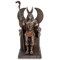 Статуэтка «Анубис на троне» WS-183