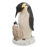 Статуэтка «Пингвин с детенышем» WS-712