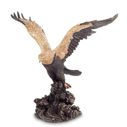 Статуэтка «Орел на охоте» WS-695/2