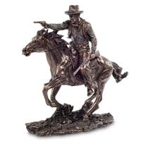 "Статуэтка ""Ковбой на коне"" WS-437"