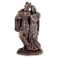 Статуэтка «Кришна и Радха» WS-544