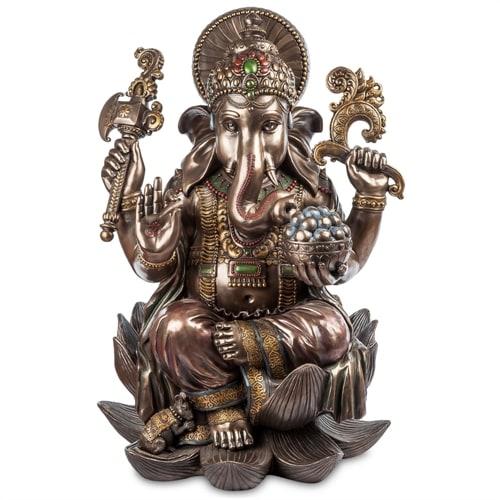 Статуэтка «Ганеш - Бог мудрости и благополучия» WS-605