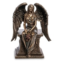Статуэтка «Ангел с розами» WS-946
