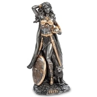 Статуэтка «Фрейя - Богиня плодородия, любви и красоты» WS-16