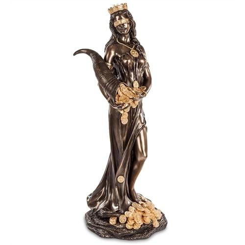 Статуэтка «Фортуна - Богиня счастья и удачи» WS-654/2