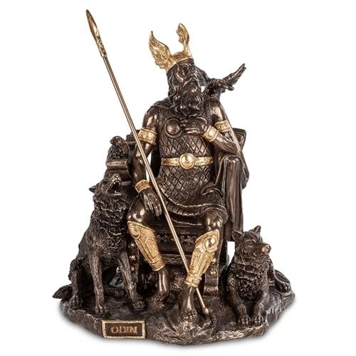 Статуэтка «Один - бог войны и Победы, покровитель военной аристократии» WS-685/2