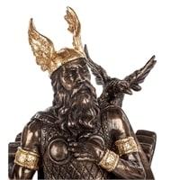 """WS-685/ 2 Статуэтка """"Один - бог войны и Победы, покровитель военной аристократии"""""""