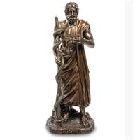 Статуэтка «Асклепий - бог медицины и врачевания» WS-889