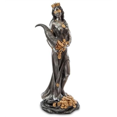 Статуэтка «Фортуна - богиня удачи» WS-654