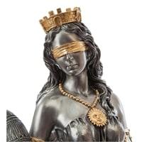 "WS-654 Статуэтка ""Фортуна - богиня удачи"""