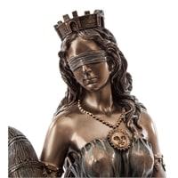 "WS-654/ 1 Статуэтка ""Фортуна - богиня удачи"""