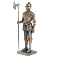 "Статуэтка ""Рыцарь с алебардой"" WS-808"