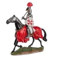 "Статуэтка ""Конный рыцарь крестоносец"" WS-828"