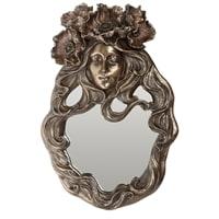 Зеркало «Цветок мака» WS-587