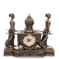 Часы в стиле барокко «Уходящее время» WS-613/1