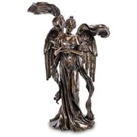 Статуэтка-подсвечник «Ангел с голубем» WS-968