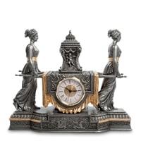 Часы в стиле барокко «Уходящее время» WS-613