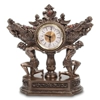 Часы «Чаша урожая на плечах атлантов» WS-618