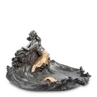 Статуэтка «Русалка на скале» WS-483