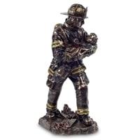 Статуэтка «Пожарный Спасатель» WS-199