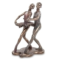 Статуэтка «Балетный дуэт» WS-403
