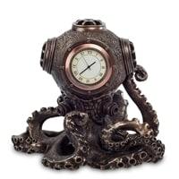 Статуэтка-часы в стиле Стимпанк «Осьминог» WS-189