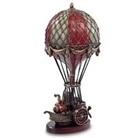 Статуэтка в стиле Стимпанк «Воздушный шар» WS-190