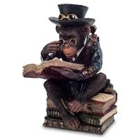 Статуэтка в стиле Стимпанк «Обезьяна с книгой» WS-194