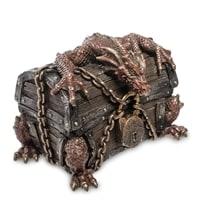 Шкатулка «Дракон на сундуке» WS-274