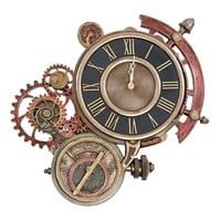 Статуэтка-часы в стиле Стимпанк «Астролябия» WS-914