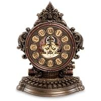 Статуэтка-часы в стиле Стимпанк «Печатная машинка» WS-917