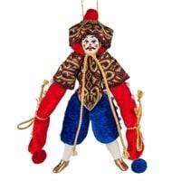 Кукла подвесная «Скарамучча» RK-428