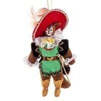 Кукла «Кот в сапогах» RK-419