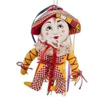 Кукла подвесная «Пульчинелла» RK-452